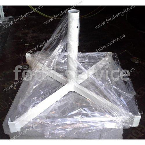 Основание зонта торгового 4х4м