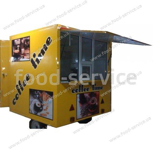 Прицеп торговый 2х2м ПТ - 012