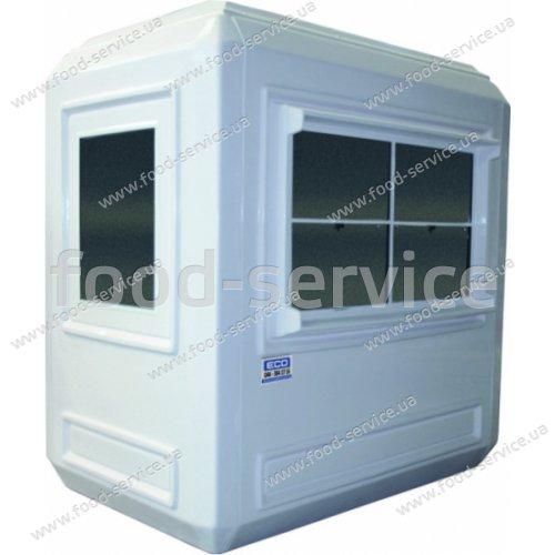 Модульная кабина ЕВРО 150х220