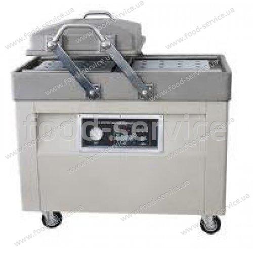 Вакуумная машина DZQ500-2SBH параллельная запайка