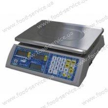 Весы торговые VP-LN-30 LCD/LED ВАГАР