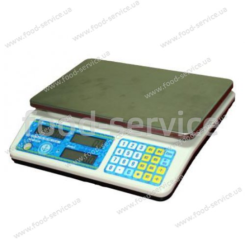 Весы торговые VP-MN 6/15 LCD/LED ВАГАР