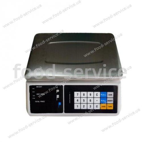 Весы торговые VP-N-6-15 RS-232 LCD/LED ВАГАР