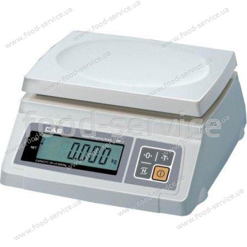 Весы фасовочные CAS SW-20