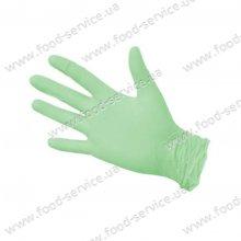 Перчатки нитриловые для HoReCa Green Mint 100шт.