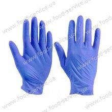 Перчатки нитриловые для HoReCa Ice Blue 100шт.