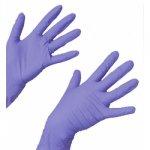 Перчатки нитриловые для HoReCa Purple Blue 100шт.