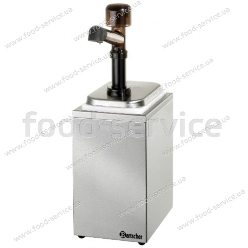 Дозатор для соусов на 1 помпу Bartscher 100321