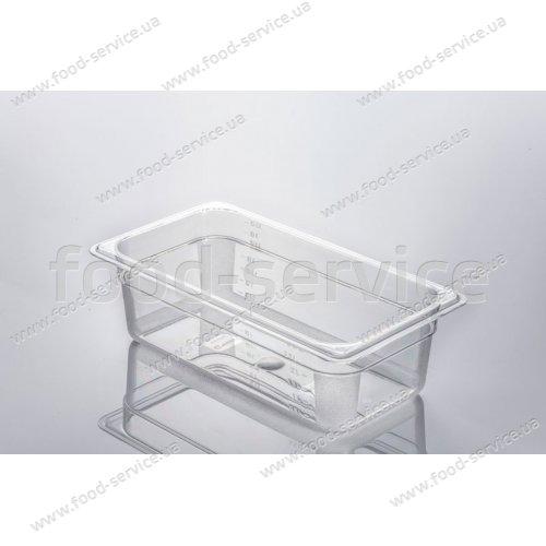 Гастроёмкость из поликарбоната GN 1/3-100 GastroPlast