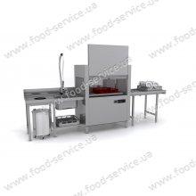 Посудомоечная машина туннельного типа Apach ARC100