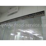 ПВХ-завеса для дверей 1000х2000(Н)мм 200х1,5 St