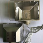 Светильник пицца-печи G4,20W,12V,T500C