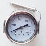 Термометр для пицца-печь d60