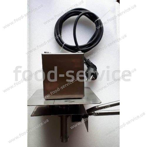 Электропривод на шаурму электрическая Pimak М077-3C и M077-4C