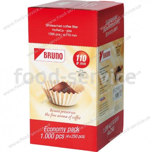 Фильтр бумажный для кофеварок капельных HENDI 208656