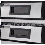 Стекло двери к печь электрическая для пиццы MEC ML кварцевое оригинал