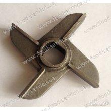 Нож двухсторонний для мясорубки МИМ-300 арт. 01.008